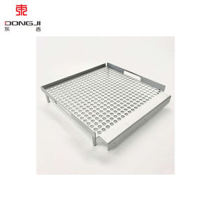 china CNC punching aluminum general fabrication