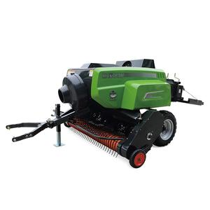 Quality Assurance Green/Blue Flexible and Professional Balers Agricultural Machinery for Farm