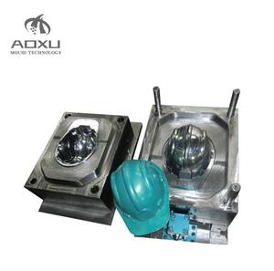 manufacture plastic injection moulds for plastic helmets