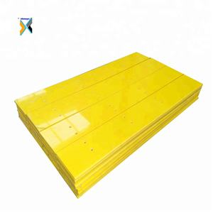 Engineering plastic White and black hdpe Plastic Sheets for Factory/Pom Rod/Pom Sheet