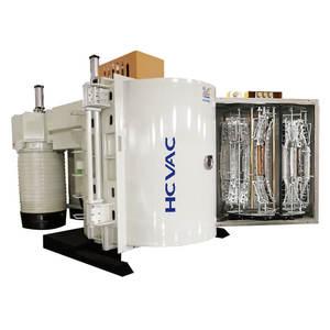 Plastic UV varnish coating machine/PVD vacuum coating machine/PVD metallizing plating machine