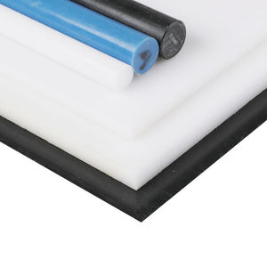 Factory Supply Pom Resin Sheet Engineering Plastic Natural and Black Sheets