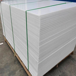 Pvc Pp Pom Mould Board for Machining Uhmwpe Manufacturers High Density Hdpe Custom CNC Processing En