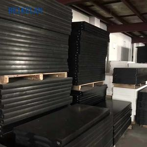 0.3-200mm Thick Engineering Plastic White And Black Hard Acetal Derlin / POM sheets / Delrin Sheet B