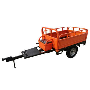 Trailers cultivators for power tiller and tractors farm trailer