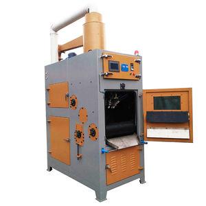 Environmental protection crawler type automatic sand blasting machine dustless sandblaster