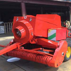 Small Hay Baler Atv Tractor Mounted Square Straw Square Hay Balers For Agricultural Use