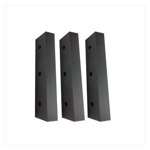 Plastic products manufacturer CNC processing UHWMPE POM MC nylon material high wear-resistant black