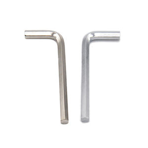 Disposable gift tools Flat end L type Allen Hex key wrench H1.3 H1.5 H2 H2.5 H3 H4 H5 H6 H7 H8mm mor