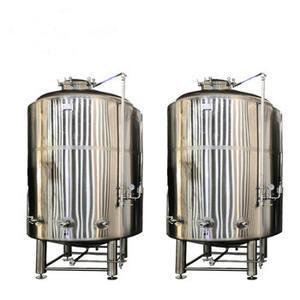 Stainless steel 500L 1000L 2000L serving brite tank BBT Storage tanks Bright Beer Tank