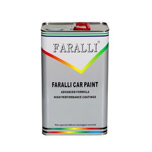 Meklon Car Paint Supplier High Solid Hardener Car Refinish Paint Medium Solid Hardener for Clearcoat