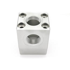 CNC precision machined copper brass Stainless steel die casting parts Cold forged parts factory bras