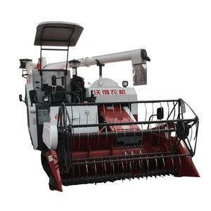 WORLD 88HP Combine Harvesters and rice wheat harvesters for sale