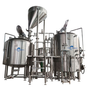 500L 1000L Stainless Steel Brewhouse Beer Brewery Equipment Micro Brewing Machine Turnkey Project Fo