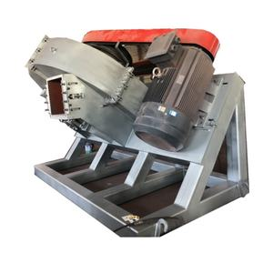 Forestry wood machinery disc wood chipper