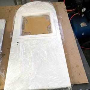 sprinter van conversion hiace interior ambulance Aluminum cabinet