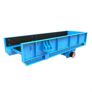 Electromagnetic Vibrating Feeder Automatic Feed Processing Machines