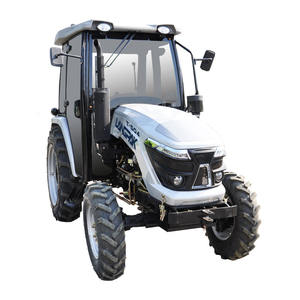 50hp tractor with front end loader and backhoe agricultural equipment china farm trailer forestry mu