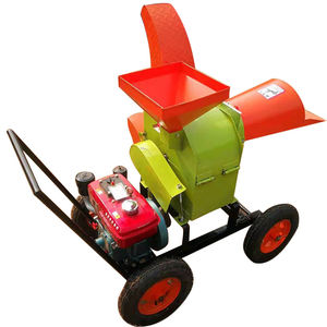 Miwell Feed Processing Machines Hay Grass Straw Crushing Cutting Grinding Machine Straw Cutter