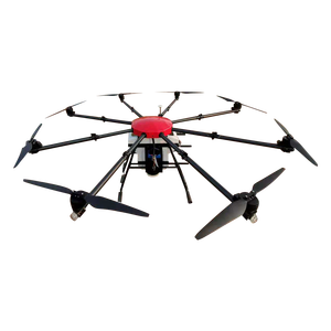 50L 8-axis heavy-duty agricultural drone agricultural sprayer tillage planter fertilizer dispenser m