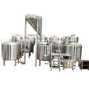 1000l beer brewing equipment turnkey project