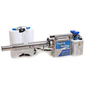 FM8 4000W 5000W Industrial Cordless Backpacks Moving Pesticide Smoke Fog Gun Machine Sprayer Agricul