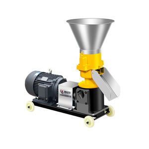 Poultry Rabbit Feed Pellet Machine Fish Feed Make Machine Animal Feed Processing Machines