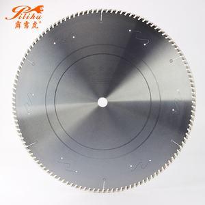 10inch TCT Circular Saw Blade For Cutting Aluminum Ingots