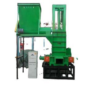 china wood shaving baler machine waste management environmental sawdust wood shaving baler
