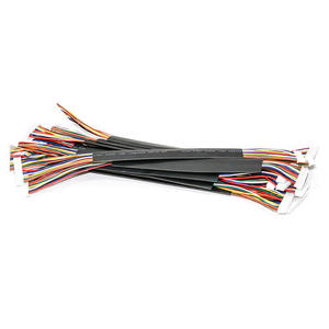 Hot Selling High Quality Car Stereo Plug Wire Harness Processing Of Teflon Wire Harness