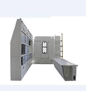 Ambulance interior convertion cabinets design body kits accessories ambulance part for sprinter hiac