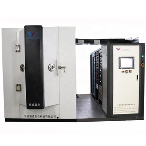 vacuum multi-arc plasma pvd coating machine for cutting tools titanium nitride coater equipment
