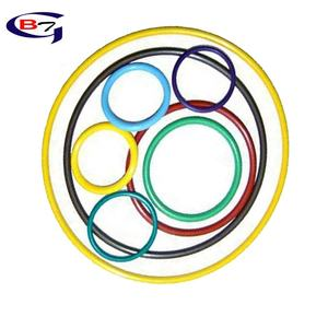 Wholesale Rubber soft silicone Molded FKM NBR O Ring