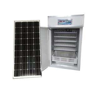 Popular! Use less electricity 440 chicken egg solar egg incubators/poultry egg incubators