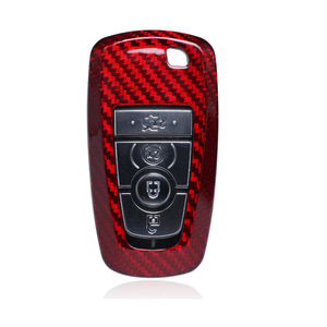 Hot Selling New carbon fiber Cover Car Key For 2018 Ford car key cover