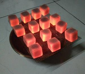 Quality Coconut Shisha Cube Charcoal For Hookah / Shisha