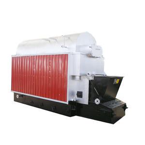 Wood Chip Cashew Biogas Hot Water Boiler Heater Machine