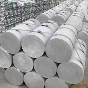 Factory direct supply mill finish aluminum billets 6063 price per kilogram aluminum round bar