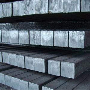 Square steel billets 3sp 5sp grade Carbon Steel Billets , Carbon Square Steel Billet 3sp 5sp Mild St